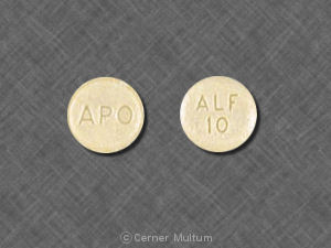 Image of Alfuzosin 10 mg-APO