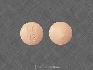 Image of Amoxicillin-Clavulanate 200 mg-GG