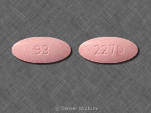 Image of Amoxicillin-Clavulanate 200 mg-TEV