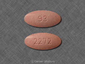 Image of Amoxicillin-Clavulanate 400 mg-TEV