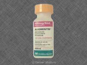 Image of Augmentin 400 Susp