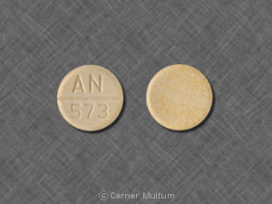 Image of Bethanechol 25 mg-AMN