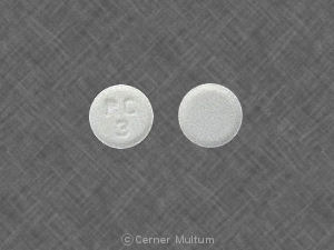 Image of Fosinopril-HCT 10 mg-12.5 mg-RAN