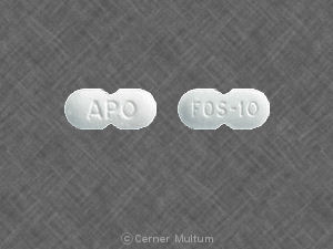 Image of Fosinopril 10 mg-APO