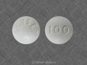Image of Glyset 100 mg