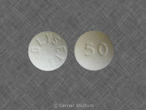 Image of Glyset 50 mg
