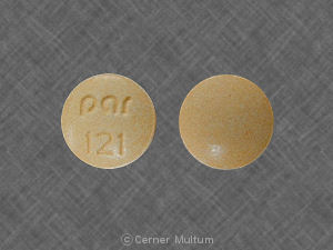 Image of HydrALAZINE 100 mg-PAR