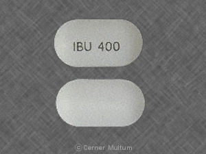 Image of Ibuprofen 400 mg-PAR