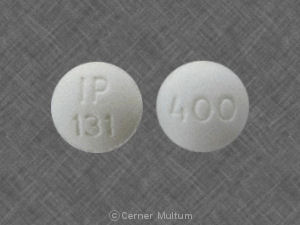 Image of Ibuprofen 400 mg-QUA