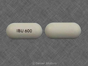 Image of Ibuprofen 600 mg-PAR