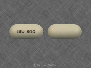 Image of Ibuprofen 800 mg-PAR