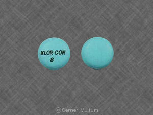Image of Klor-Con 8 mEq