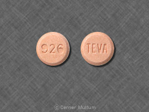 Image of Lovastatin 10 mg-TEV