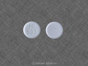 Image of Lovastatin 20 mg-MUT