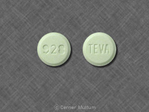 Image of Lovastatin 40 mg-TEV