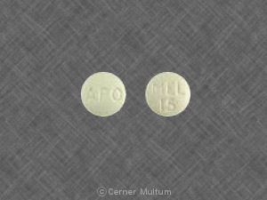 Image of Meloxicam 15 mg-APO