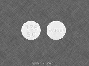 Image of Meperidine 50 mg-WAT