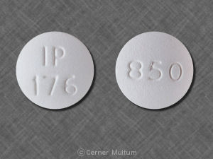 Image of Metformin 850 mg-AMN