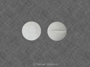 Image of Methadone 10 mg-MAL