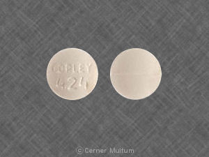 Image of Methazolamide 50 mg-TEV