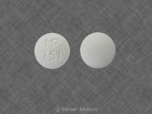 Image of Methimazole 5 mg-PAR