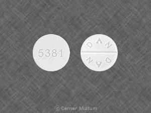 Image of Methocarbamol 500 mg-WAT
