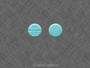 Image of Methyclothiazide 5 mg-MYL