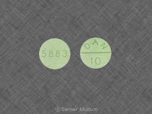 Image of Methylphenidate 10 mg-WAT