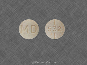 Image of Methylphenidate 20 mg-GG