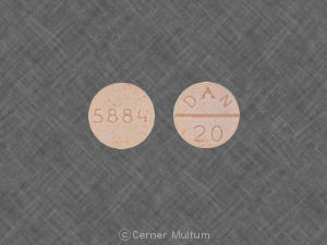Image of Methylphenidate 20 mg-WAT