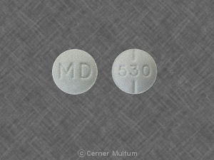 Image of Methylphenidate 5 mg-GG