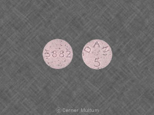 Image of Methylphenidate 5 mg-WAT