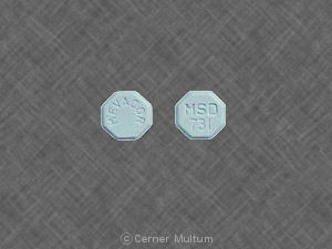 Image of Mevacor 20 mg