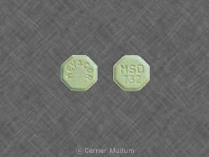Image of Mevacor 40 mg