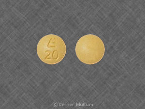 Image of Mirtazapine 15 mg-EON
