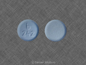 Image of Mirtazapine 30 mg DT-BAR