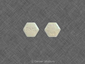 Image of Monopril 40 mg