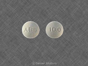 Image of Morphine ER 100 mg-ABG