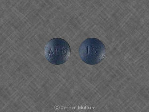 Image of Morphine ER 15 mg-ABG