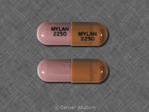 Image of Mycophenolate 250 mg-MYL