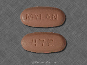 Image of Mycophenolate 500 mg-MYL