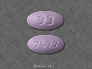 Image of Mycophenolate 500 mg Tab-TEV