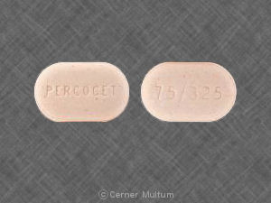Image of Percocet 7.5-325 mg