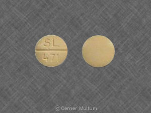 Image of Propranolol 80 mg-SID