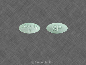 Image of Reglan 5 mg