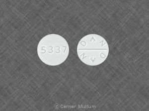 Image of Trihexyphenidyl 5 mg-WAT